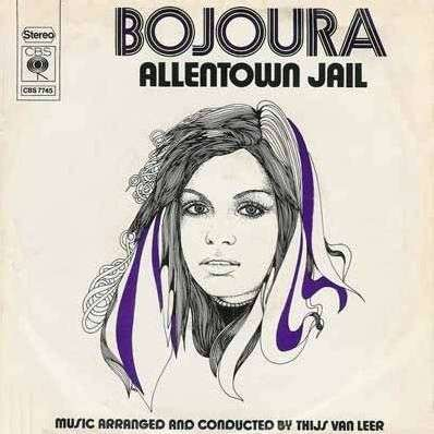 Coverafbeelding Bojoura - Allentown Jail