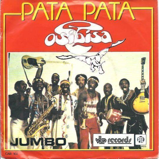 Coverafbeelding Osibisa - Pata Pata