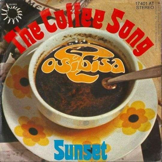 Coverafbeelding The Coffee Song - Osibisa