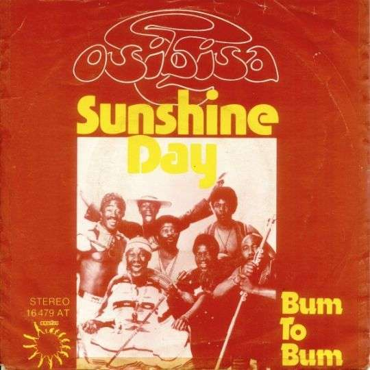 Coverafbeelding Sunshine Day - Osibisa