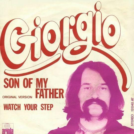 Coverafbeelding Son Of My Father - Giorgio