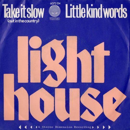 Coverafbeelding Lighthouse - Little Kind Words