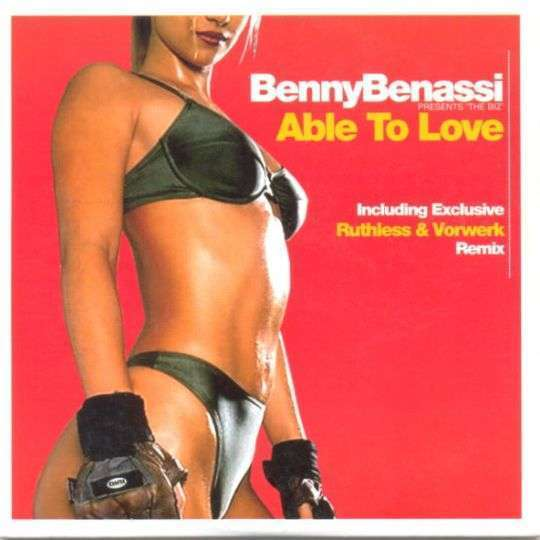 Coverafbeelding Benny Benassi presents 'The Biz' - Able To Love