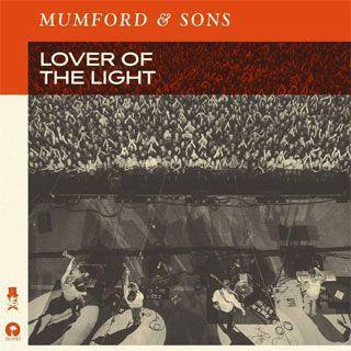 Coverafbeelding mumford & sons - lover of the light