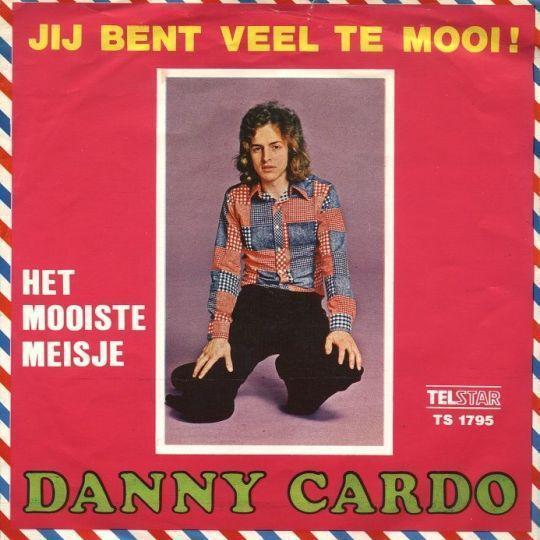 Coverafbeelding Jij Bent Veel Te Mooi! - Danny Cardo