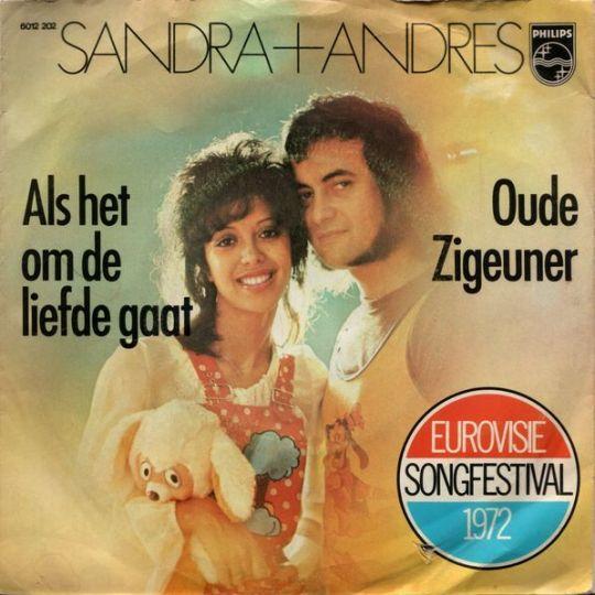 Coverafbeelding Als Het Om De Liefde Gaat - Sandra + Andres