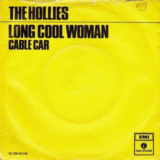 Coverafbeelding The Hollies - Long Cool Woman