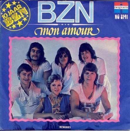 Coverafbeelding Mon Amour - Bzn