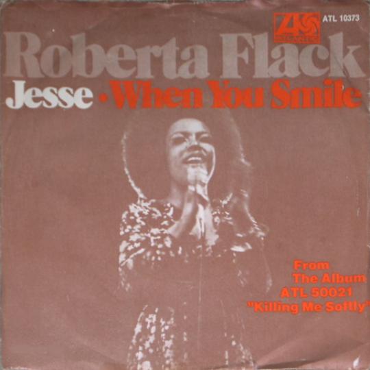 Coverafbeelding Roberta Flack - Jesse