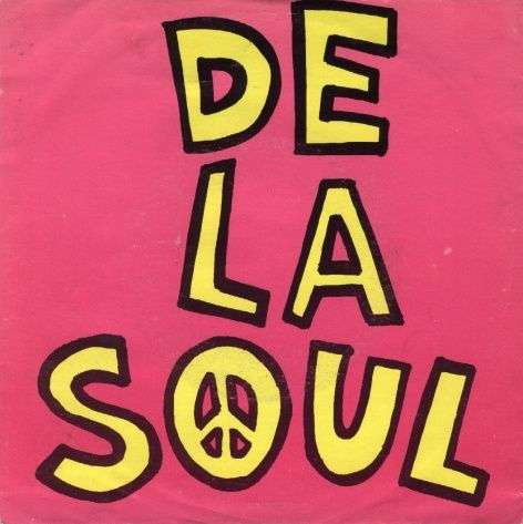 Coverafbeelding Me Myself And I - De La Soul
