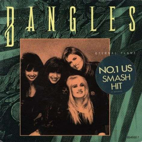 Coverafbeelding Eternal Flame - Bangles