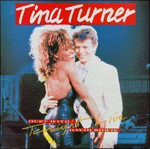 Coverafbeelding Tonight - Live - Tina Turner - Duet With David Bowie