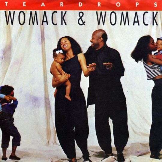 Coverafbeelding Teardrops - Womack & Womack