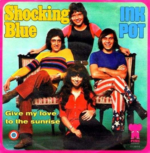 Coverafbeelding Ink Pot - Shocking Blue