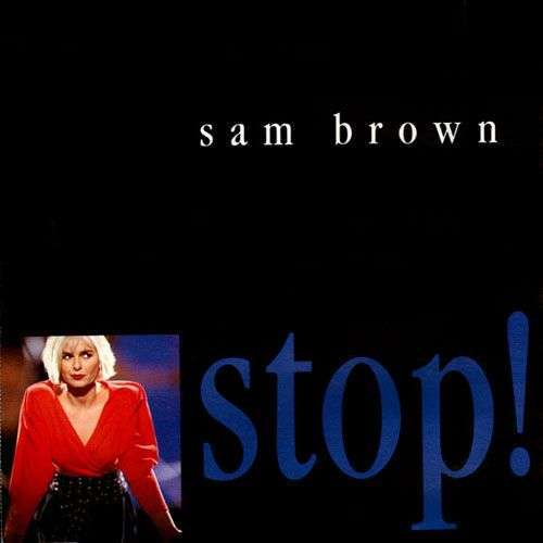 Coverafbeelding Sam Brown - Stop!