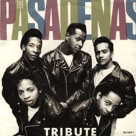 Coverafbeelding Tribute - The Pasadenas