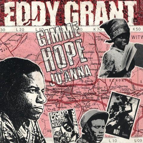 Coverafbeelding Gimme Hope Jo'anna - Eddy Grant