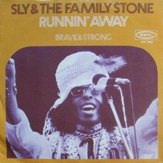 Coverafbeelding Runnin' Away - Sly & The Family Stone