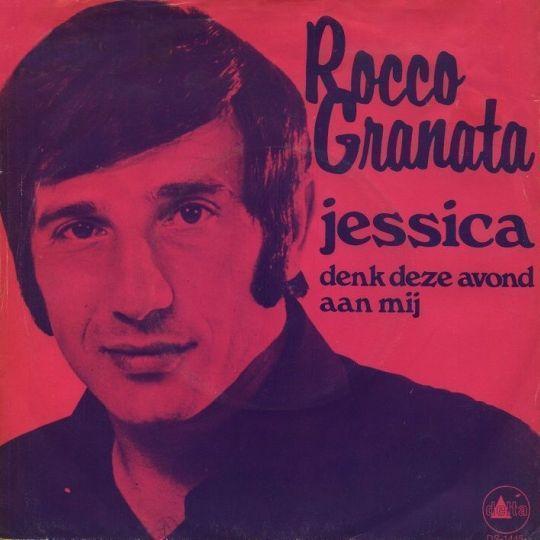 Coverafbeelding Jessica - Rocco Granata