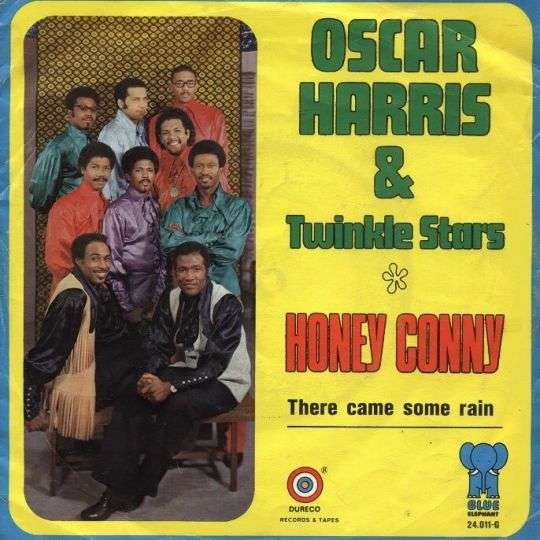 Coverafbeelding Honey Conny - Oscar Harris & Twinkle Stars