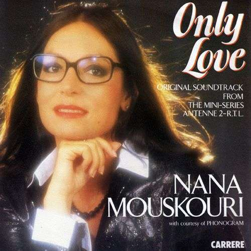 Coverafbeelding Nana Mouskouri - Only Love