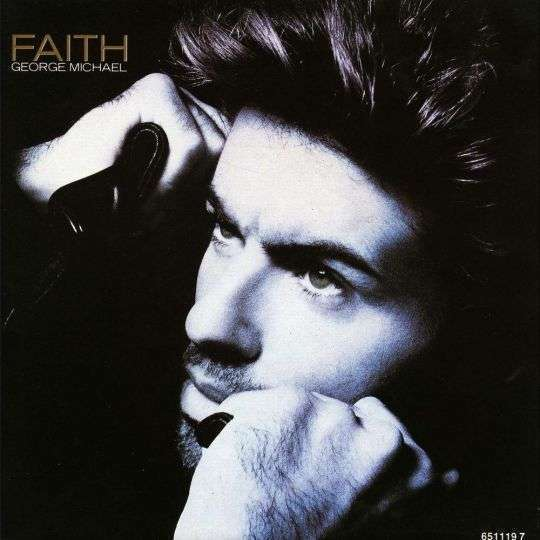 Coverafbeelding George Michael - Faith