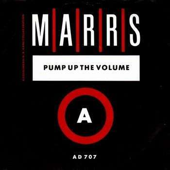 Coverafbeelding M|A|R|R|S - Pump Up The Volume