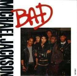 Coverafbeelding Michael Jackson - Bad