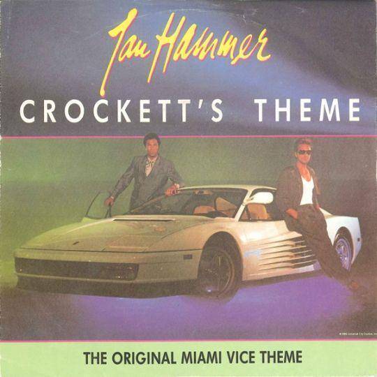 Coverafbeelding Jan Hammer - Crockett's Theme