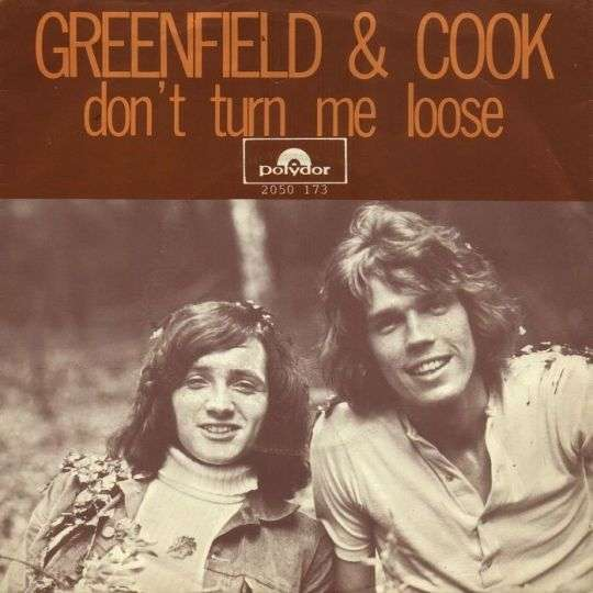 Coverafbeelding Greenfield & Cook - Don't Turn Me Loose