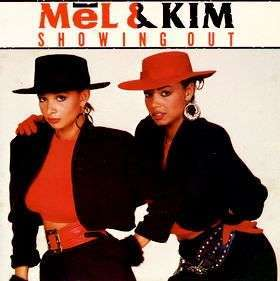 Coverafbeelding Showing Out - Mel & Kim