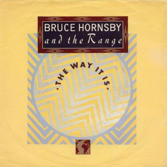 Coverafbeelding Bruce Hornsby and The Range - The Way It Is