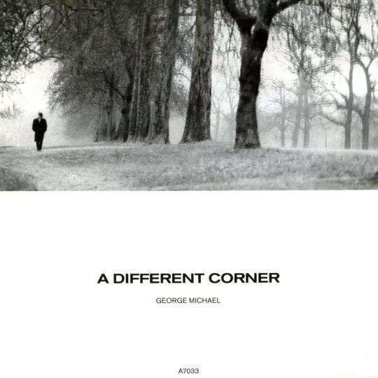 Coverafbeelding George Michael - A Different Corner