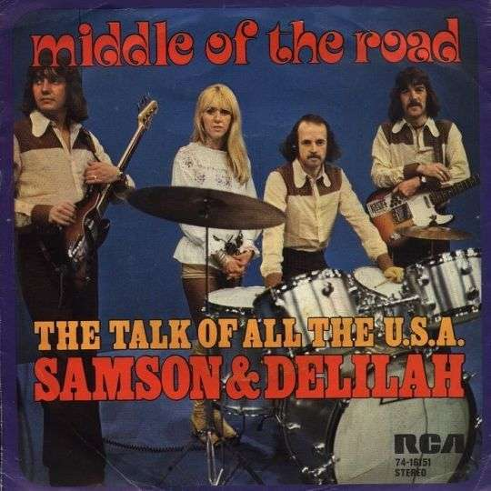 Coverafbeelding The Talk Of All The U.s.a. - Middle Of The Road