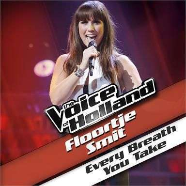 Coverafbeelding Every Breath You Take - Floortje Smit