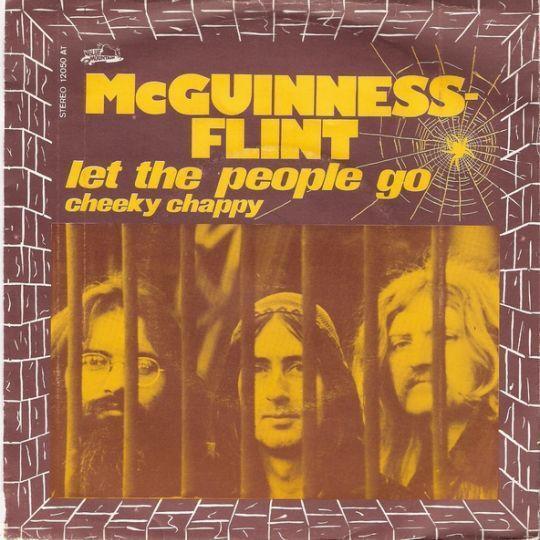 Coverafbeelding Let The People Go - Mcguinness-Flint