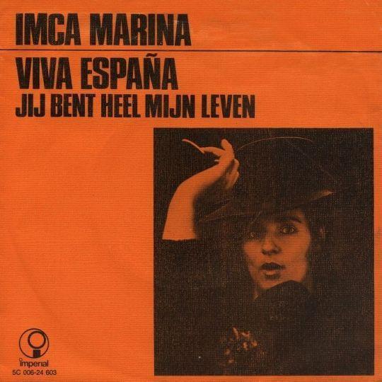 Coverafbeelding Viva España - Imca Marina
