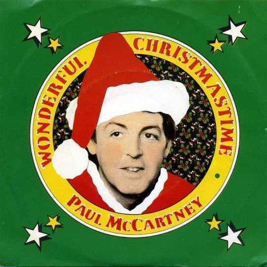 Coverafbeelding Wonderful Christmastime - Paul Mccartney