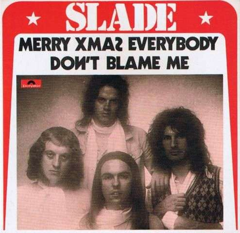Coverafbeelding Slade - Merry Xmas Everybody