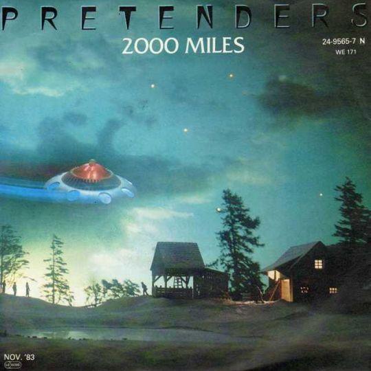 Coverafbeelding 2000 Miles - Pretenders