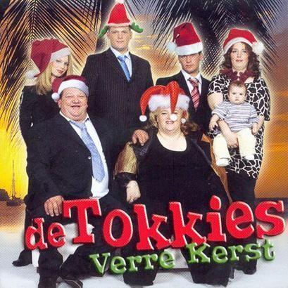 Coverafbeelding De Tokkies - Verre Kerst