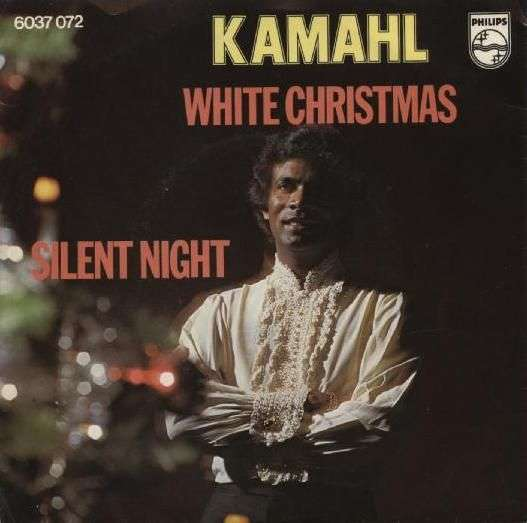 Coverafbeelding White Christmas - Kamahl