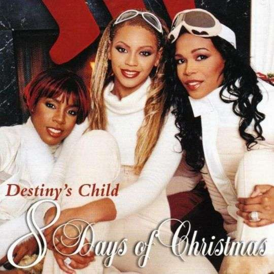 Coverafbeelding 8 Days Of Christmas - Destiny's Child