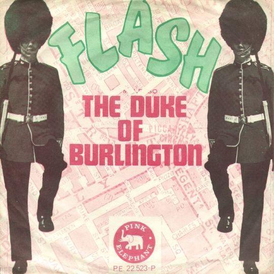 Coverafbeelding Flash - The Duke Of Burlington