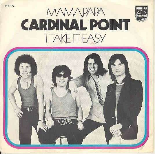 Coverafbeelding Mama, Papa - Cardinal Point