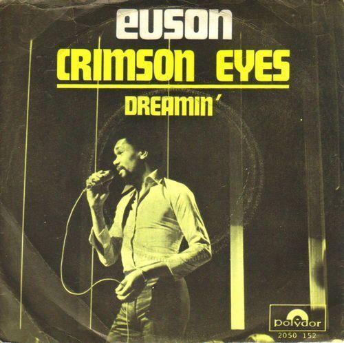 Coverafbeelding Crimson Eyes - Euson