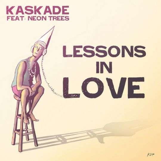 Coverafbeelding kaskade feat. neon trees - lessons in love
