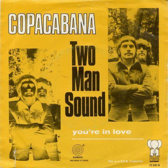 Coverafbeelding Copacabana - Two Man Sound