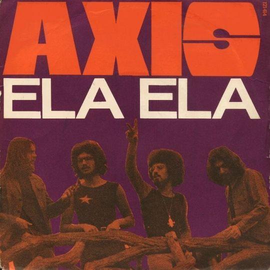 Coverafbeelding Axis - Ela Ela