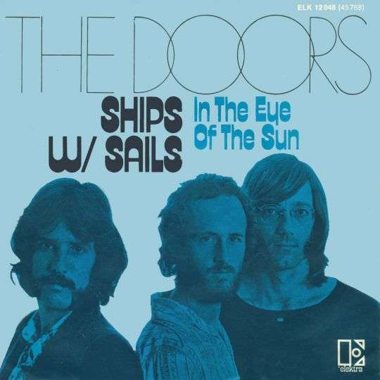 Coverafbeelding Ships W/sails - The Doors